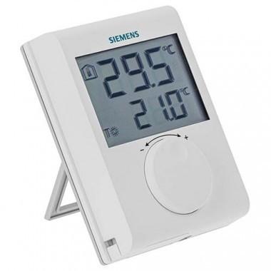 SIEMENS Thermostat digital non programmable