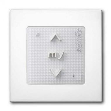 interrupteur somfy smoove sensitif volet roulant et store. Black Bedroom Furniture Sets. Home Design Ideas