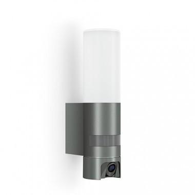 STEINEL Applique LED extérieure avec caméra de surveillance L600 - 052997