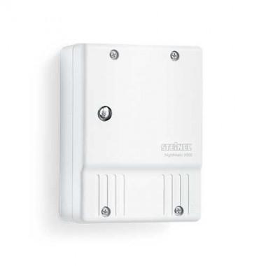 STEINEL Interrupteur crépusculaire blanc 1000W