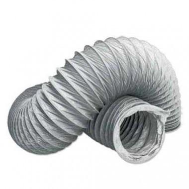 Gaine VMC souple en PVC L3m D125mm - 60012503