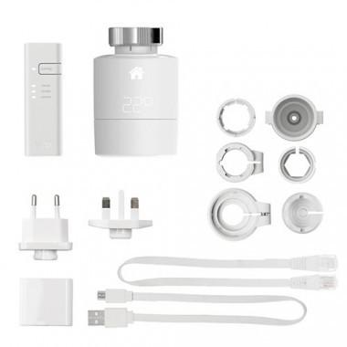 Vanne thermostatique TADO connectée et intelligente - kit de démarrage V3+