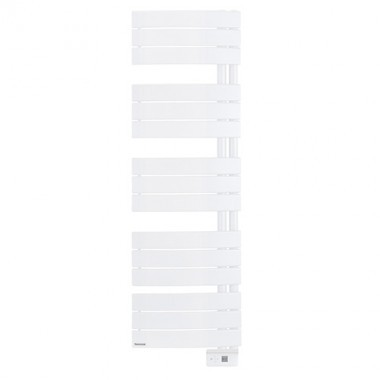 THERMOR Allure classique étroit Sèche-serviettes Blanc satin 500W - 490712