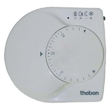 THEBEN KNX Régulateur de température individuelle RAMSES713S - 2