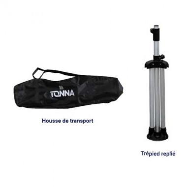 TONNA Trépied réglable pour camping - 2