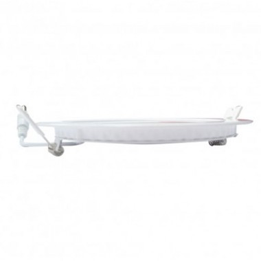 VISION EL Plafonnier LED rond blanc 18W diamètre 235 mm - 2