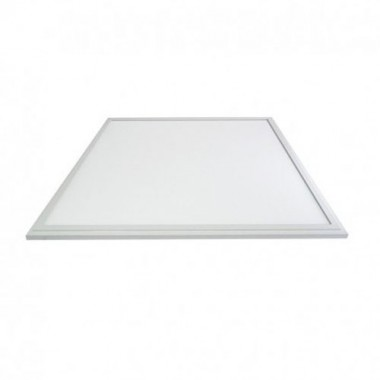 VISION EL Plafonnier LED carré blanc 40W