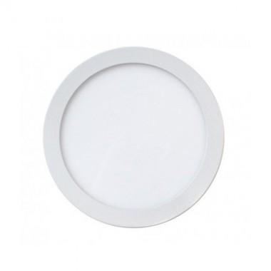 VISION-EL Hublot intérieur LED 230V 18W 1440lm 4000°K 220mm blanc - 7788