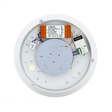 VISION-EL Plafonnier LED avec détecteur 18W diamètre 300mm - 3