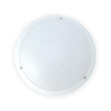 VISION-EL Plafonnier LED avec détecteur 18W diamètre 300mm