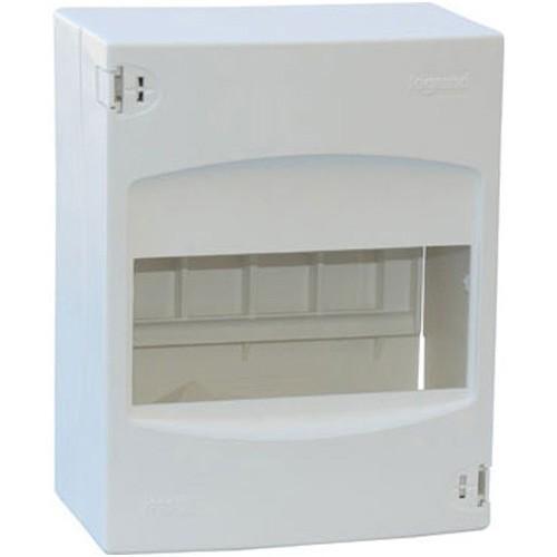 tableautin lectrique legrand coffret cache borne 6 modules 001306. Black Bedroom Furniture Sets. Home Design Ideas