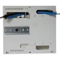 BATILEC Platine compteur disjoncteur EDF avec fond isolant
