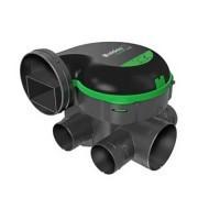 ALDES Kit VMC simple flux EasyHOME PureAIR COMBLES Classic - 11033056