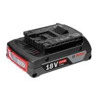 BOSCH Batterie outillage électroportatif 18V 2Ah - 1600Z00036
