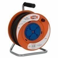 CEBA Enrouleur électrique pro 40m H07RN-F 3G1,5 - IB40157