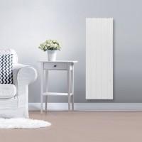 CHAUFELEC Manon Radiateur à inertie réfractite vertical blanc 1000W - BJN2233FTAJ