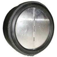DMO Clapet anti-retour pour conduit alu et PVC souple 100 mm