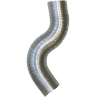 DMO Conduit alu extensible 3m 125mm