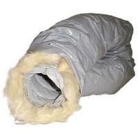 DMO Conduit souple PVC isolation thermique 6m 82mm