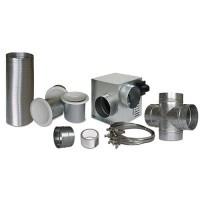 DMO Kit récupérateur de chaleur 300m³/h 3 bouches - 94301