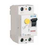 EATON Interrupteur différentiel 63A 30mA type A 230V - 267448