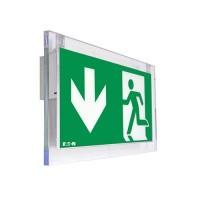 EATON BAES d'évacuation SATI adressable 45lm Crystalway - LUM17102