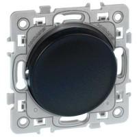 EUROHM Square Interrupteur va et vient anthracite - 60301