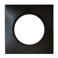 EUROHM Square Plaque simple anthracite - 60390