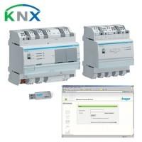HAGER KNX Kit serveur IP Domovea complet - TJA451