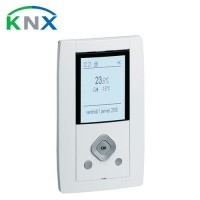 HAGER KNX Kallysta Gestionnaire d'ambiance blanc - WKT660B