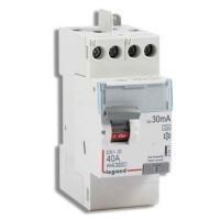 LEGRAND Interrupteur différentiel DX3 40A 30mA Type A
