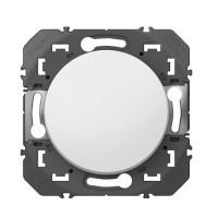 LEGRAND Dooxie Interrupteur va et vient blanc - 600001