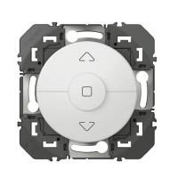LEGRAND Dooxie Interrupteur volets roulants blanc - 600021