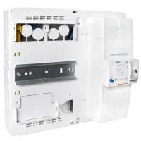 LEGRAND Disjoncteur d'abonné monophasé 45A 500mA sélectif + platine - 401003+401181