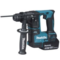 MAKITA Marteau perforateur burineur SDS+ sans fil 18V avec 2 batteries 5Ah - DHR171RTJ