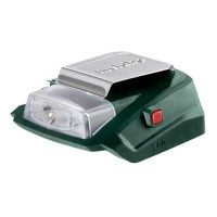 METABO Chargeur USB avec lampe led sans fil PA 14.4-18 LED-USB - 600288000