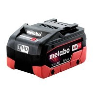 Metabo Batterie outillage électroportatif LiHD 18V 5,5AH - 625368000