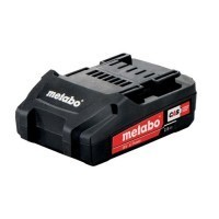 Metabo Batterie outillage électroportatif 18V 2AH Li-Power - 625596000