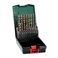 METABO Coffret de 19 forets métal HSS-CO - 627121000