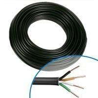 Câble électrique R2V 4G2.5mm² M/B/VJ - Couronne de 50m