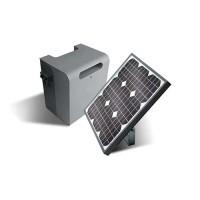 NICE Kit d'alimentation solaire pour motorisation portail et porte de garage - SYKCE