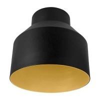 OSRAM Luminaire design industriel Vintage Edition 1906 Pendulum Cup noir et or