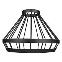 OSRAM Edition 1906 Luminaire design industriel Vintage  Pendulum Cage noir