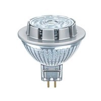 OSRAM Spot LED MR16 GU5.3 36° 12V 7,2W 621lm blanc chaud