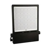 Projecteur LED extérieur asymétrique 230V 150W 15000lm 4000°K IP65 noir