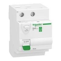 SCHNEIDER Resi9 XE Interrupteur différentiel 63A 30mA type A 230V 3 Mod - R9ERB263