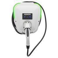 SIEMENS Wallbox borne de recharge voiture électrique type 2 monophasé 7,2kW
