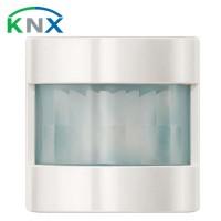 SIEMENS KNX Détecteur de mouvement 180° Delta I-System encastré blanc titane