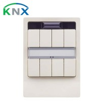 SIEMENS KNX Emetteur infrarouge quadruple (8 touches) AP 422/3 sans-fil