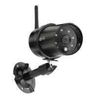 SOMFY Caméra de surveillance extérieure HD Visidom